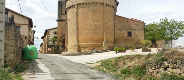 4th of May – On the Road to Estella