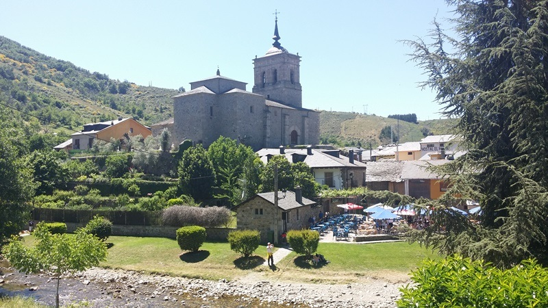 Molinaseca, Spain
