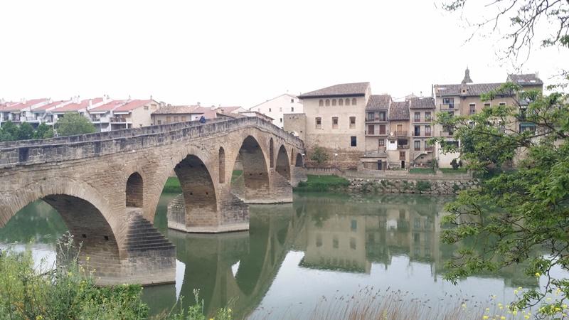Puente la Reina bridge