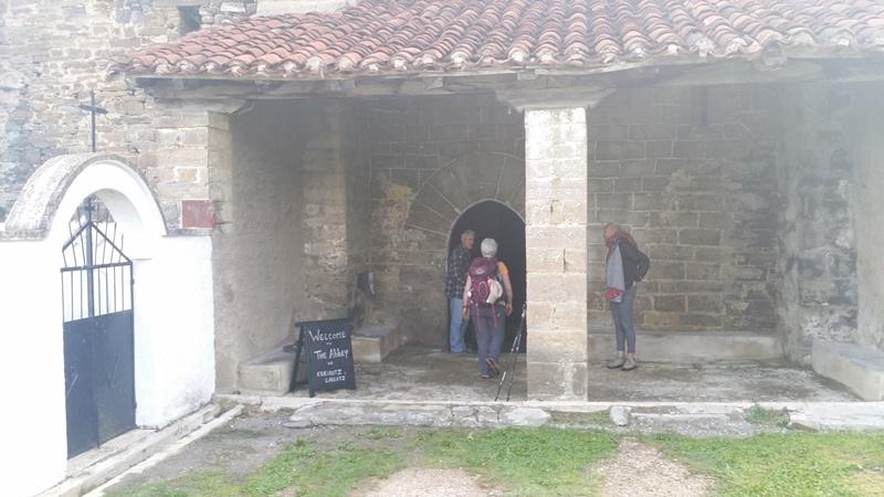 Zabaldika Church