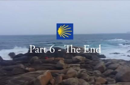 Video Part 6 – The End – Camino de Santiago