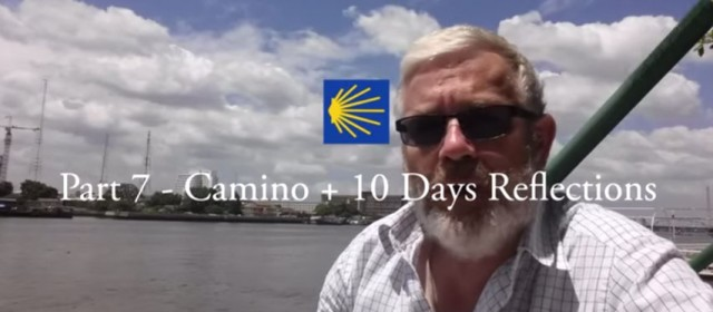 Video Part 7 – Post Camino