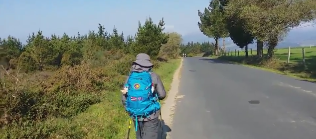 29th of April – Day 2: To Portomarin