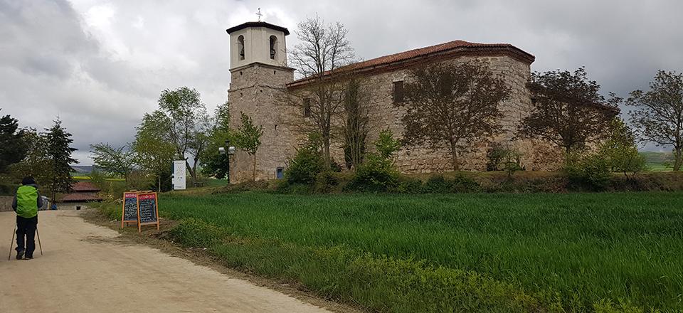 Day 16 – Belorado to Villafranca Montes de Oca