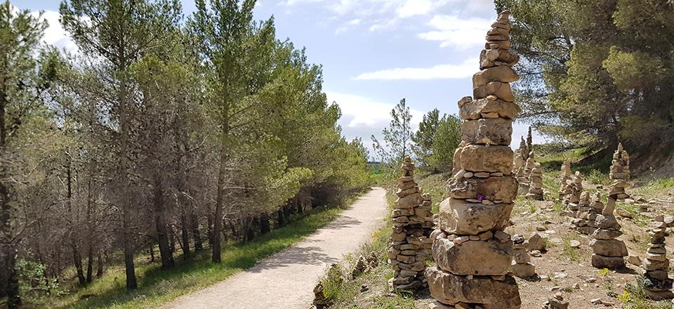 Los Arcos to Viana – Videos