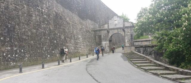 2nd of May – Zubiri to Pamplona