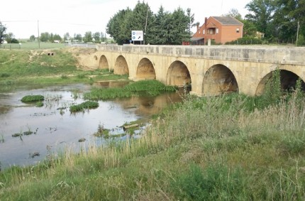 17th of May – My Journey is my Camino | Walking from Fromista to Carrión