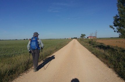 18th of May – Almost Halfway to Santiago