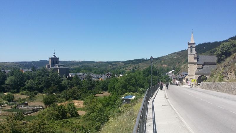 27th of May – Molinaseca to Cacabelos