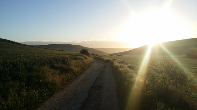 What's the Difference between a Walk and a Pilgrimage?