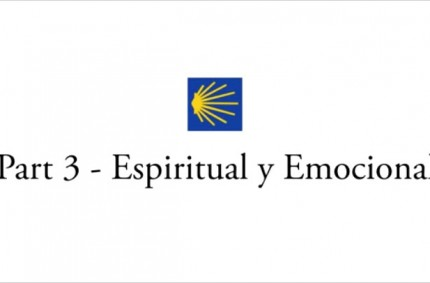 Video Part 3 – The Spiritual and Emotional