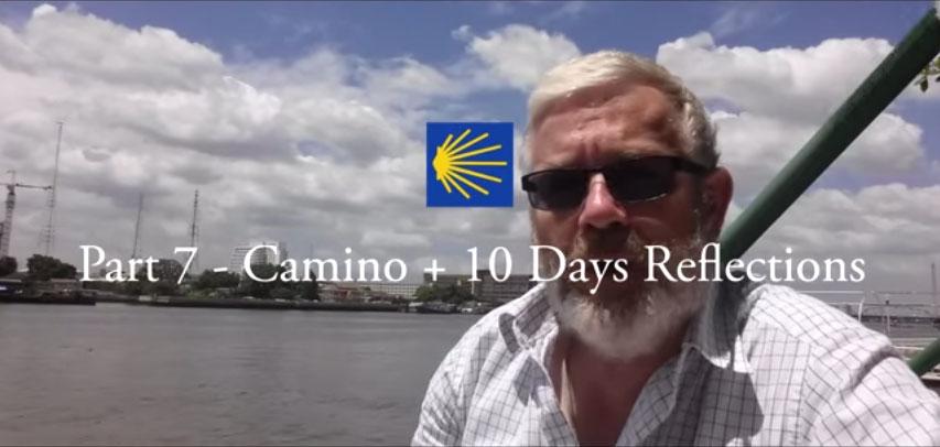 Video Part 7 – Post Camino