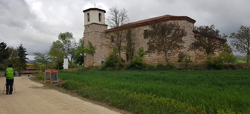 Day 16 – Belorado to Villafranca Montes de Oca