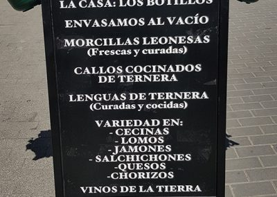 Reliegos to León 38