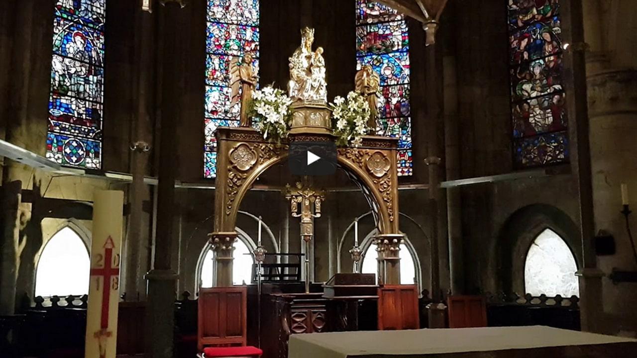 Churches along the Camino Frances – Royal Collegiate Church of Roncesvalles