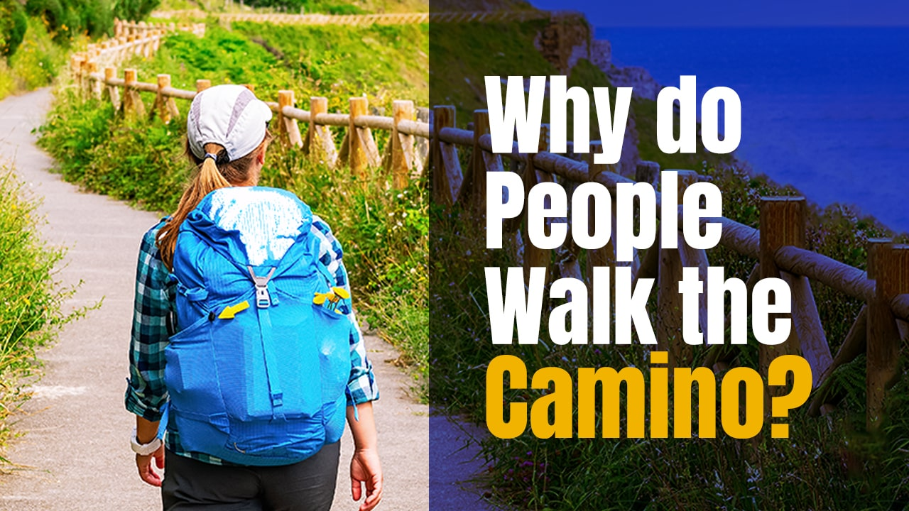 Why people walk the Camino de Santiago? – with Ivar Rekve