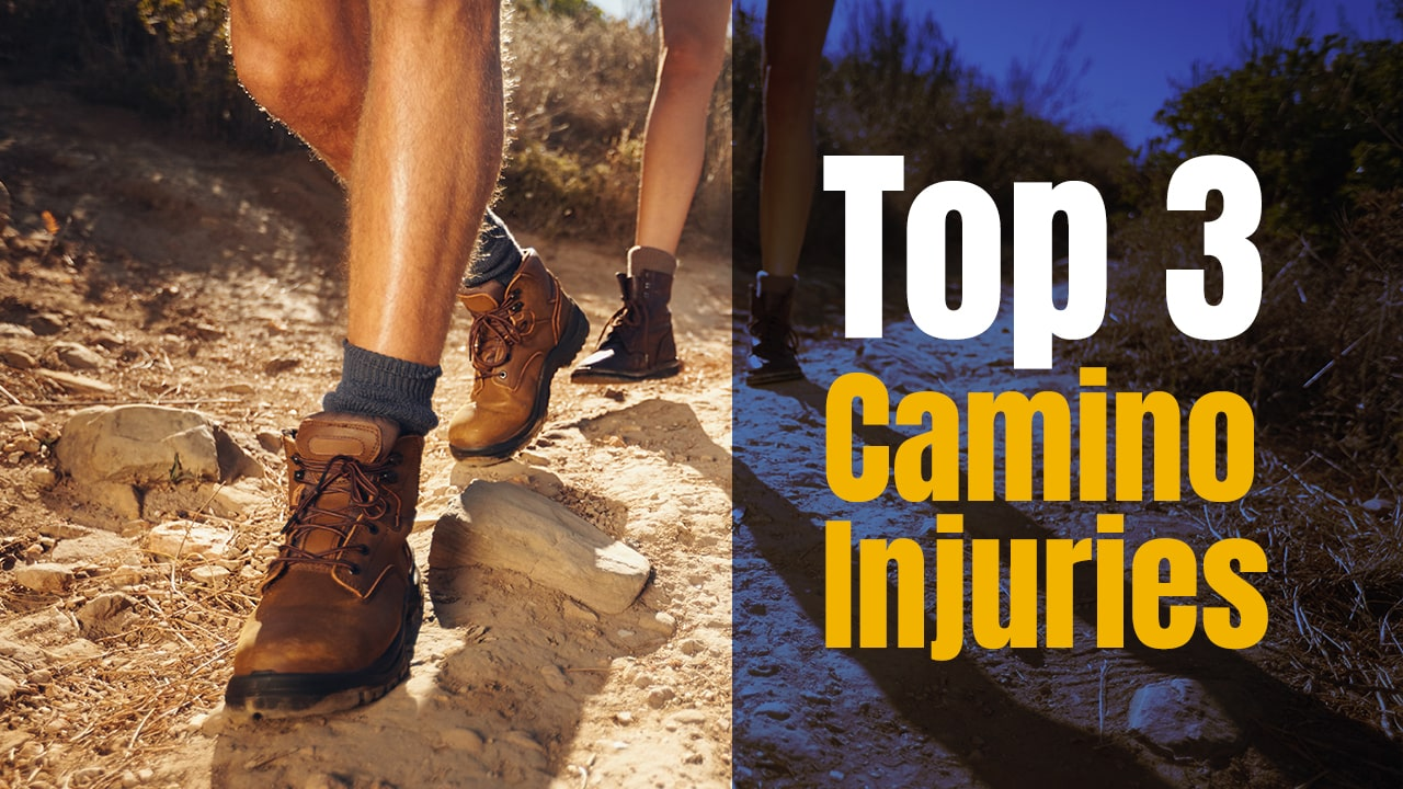 Top 3 Camino Injuries and How to Avoid Them