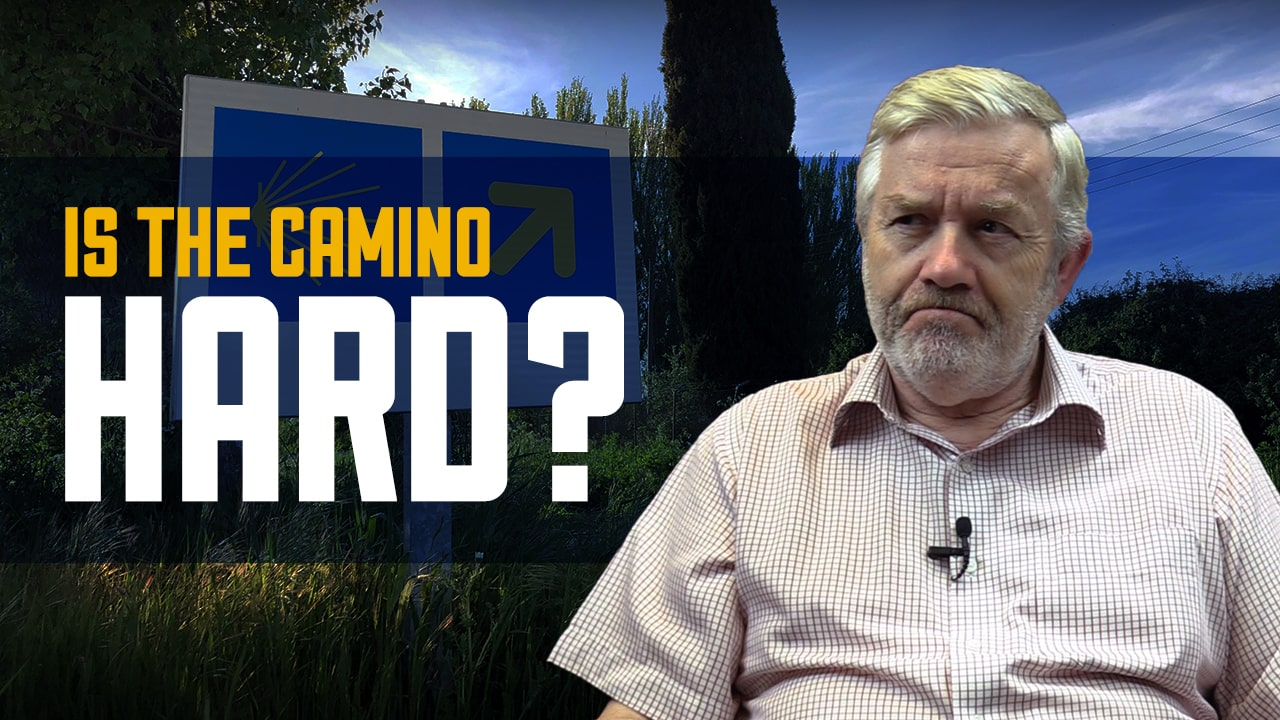 Is walking the Camino Hard? Yes and No… Let me Explain
