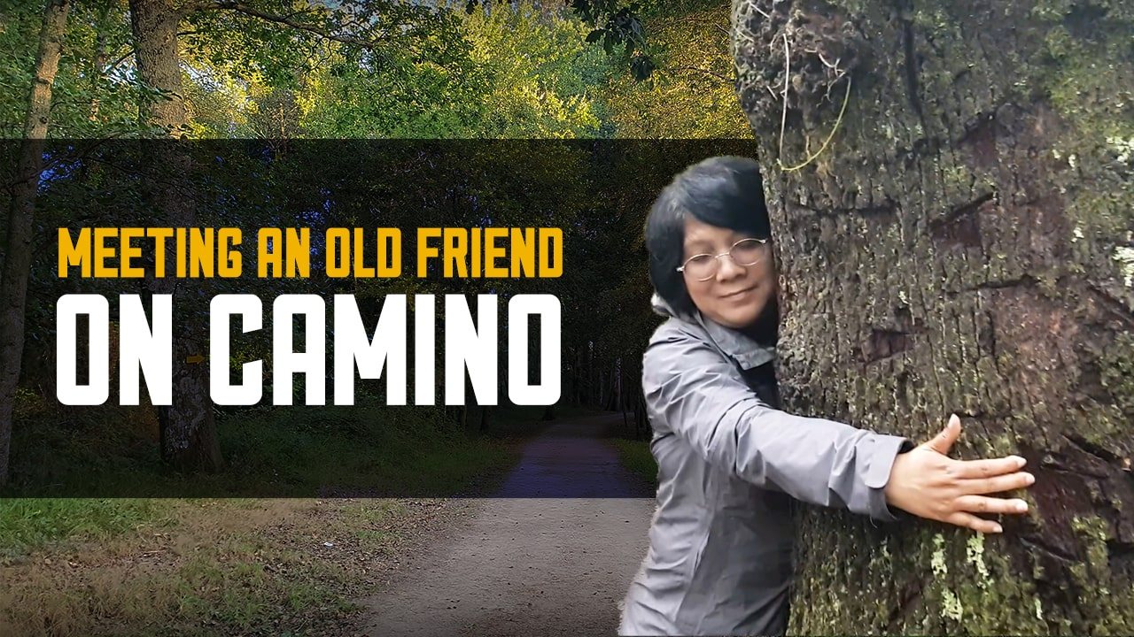 Meeting Old Friends on the Camino – Say Hi to Tomas