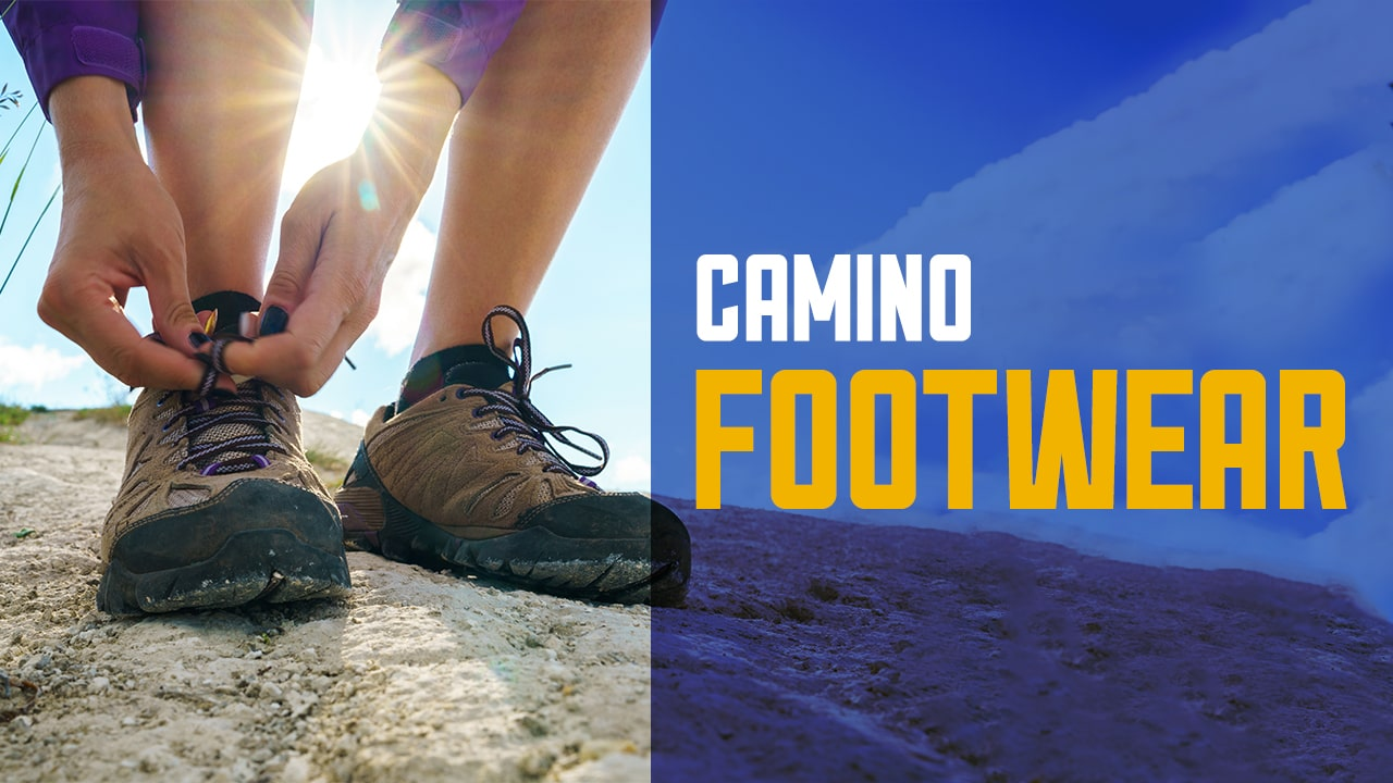 Gear Tips – Camino de Santiago – Footwear and Socks