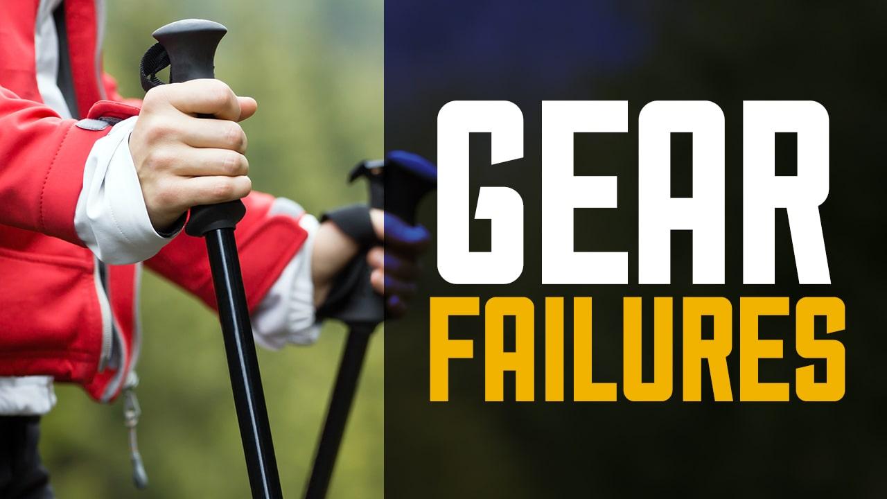 Gear Failure – Camino de Santiago