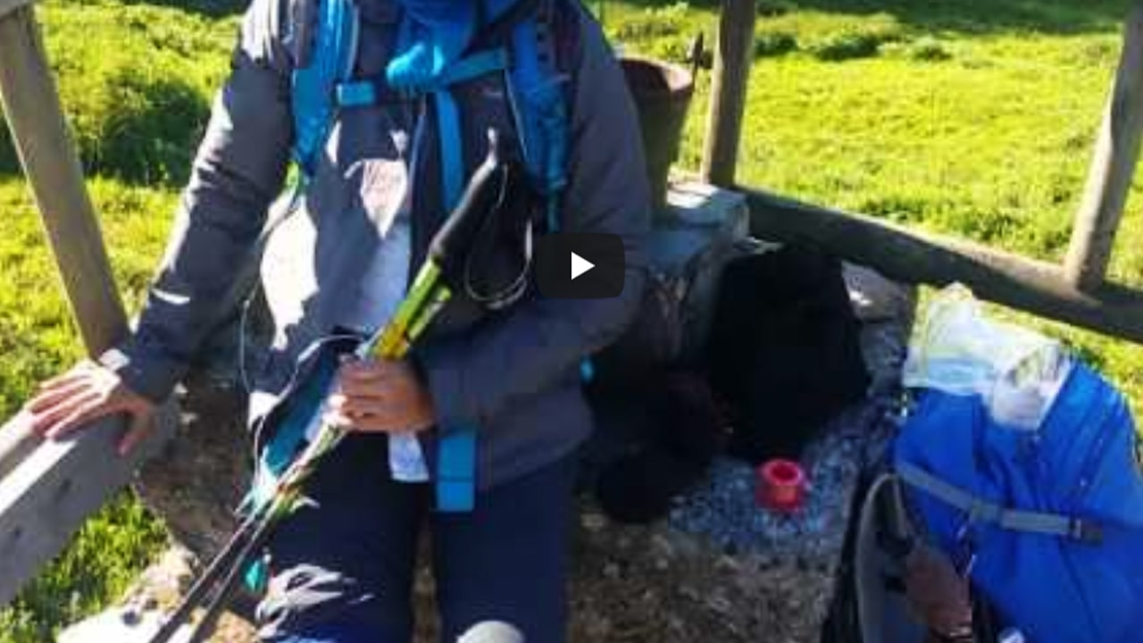 Knee and Shin Pain on the Camino de Santiago – DIY Repairs