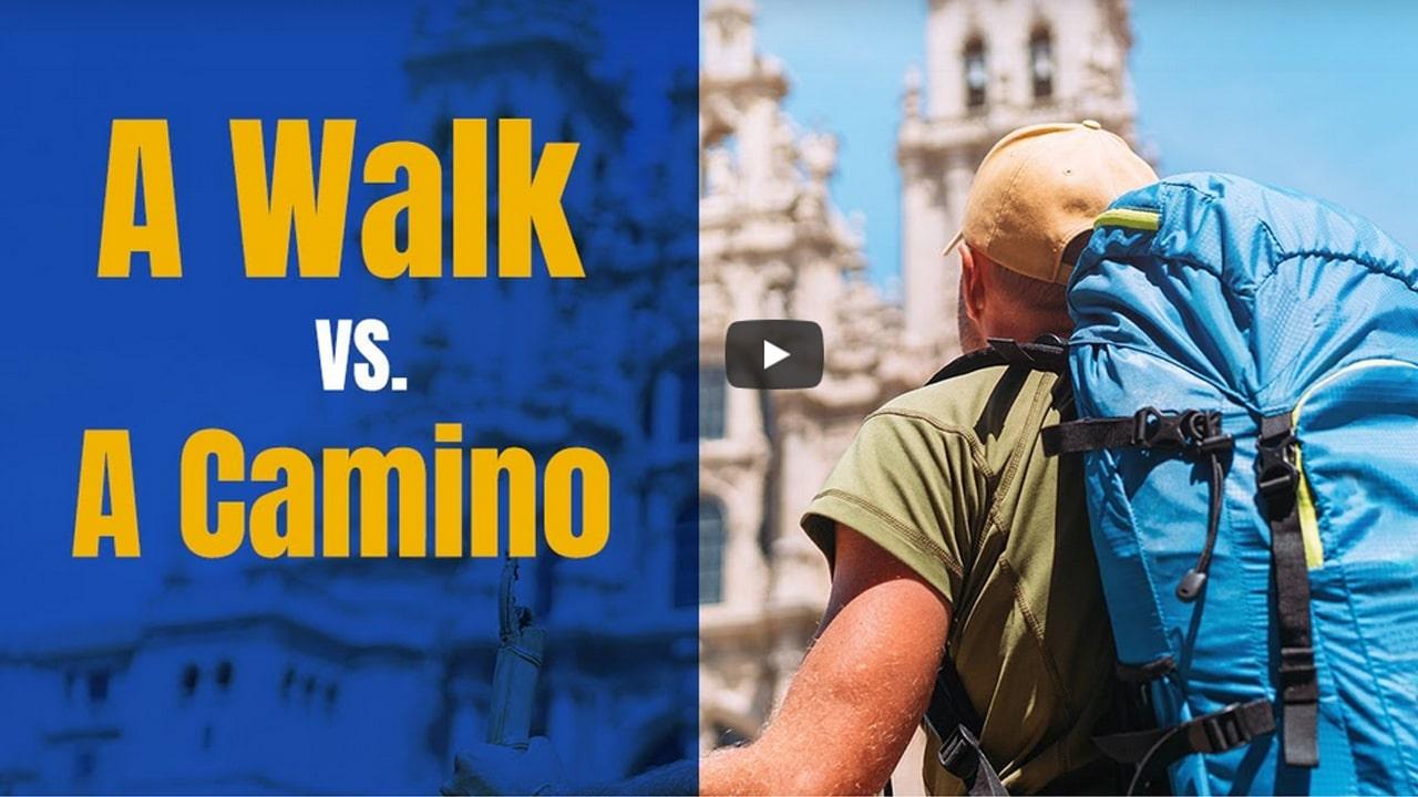 A Long Walk VS. A Camino with David