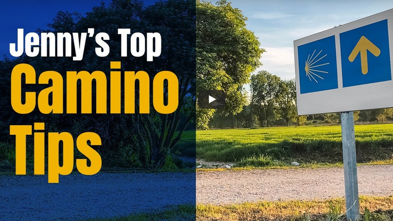 Jenny's Top 5 Tips on the Camino