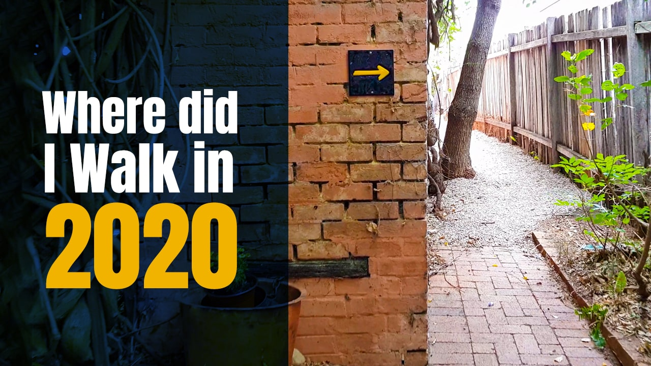 Which Camino did I walk in 2020 – You might be surprised? Or not!