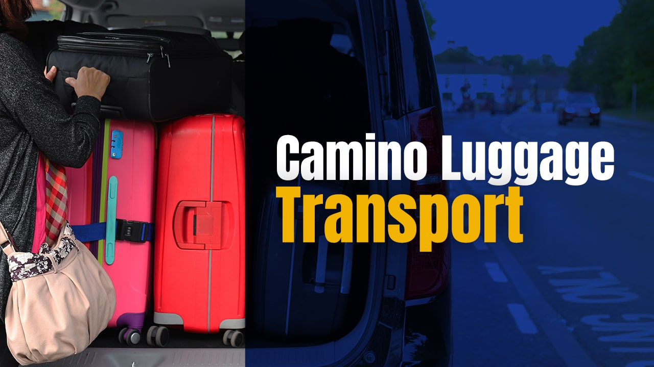 Camino Luggage Transport. Do you need it? How does it work?