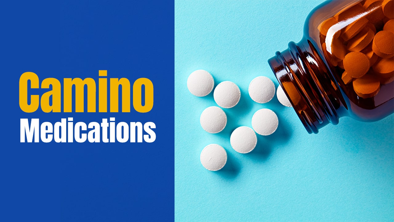 Camino Medications – Getting Medicines on Camino