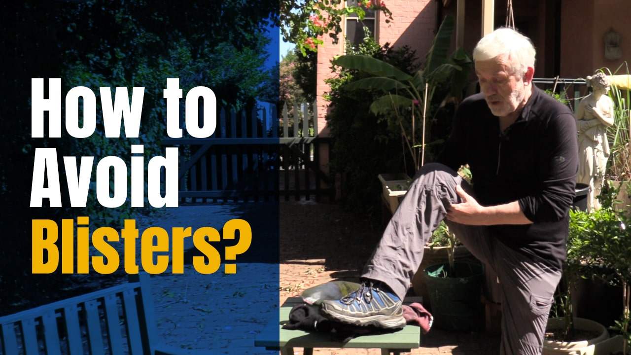 How to Avoid Blisters on the Camino – Yes it can be done