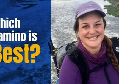 Which Camino is the best? with 'Global Hiker' Sara Dhooma