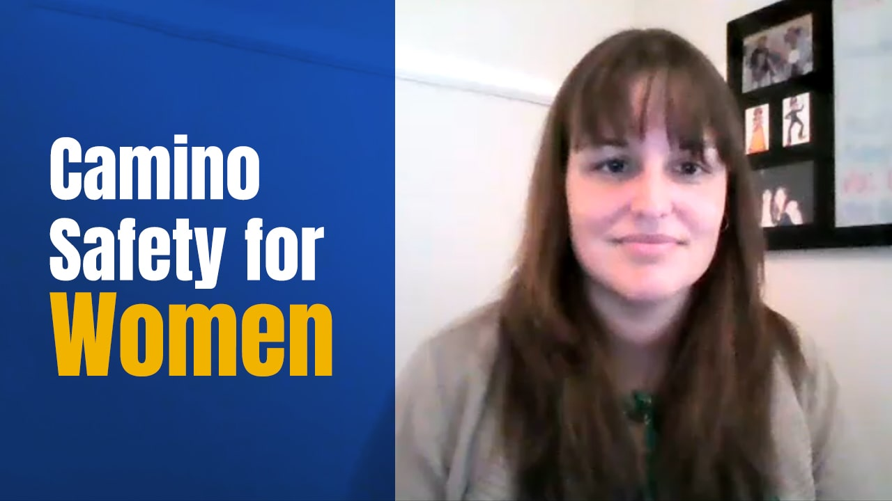 Camino Safety for Women with Sara Dhooma