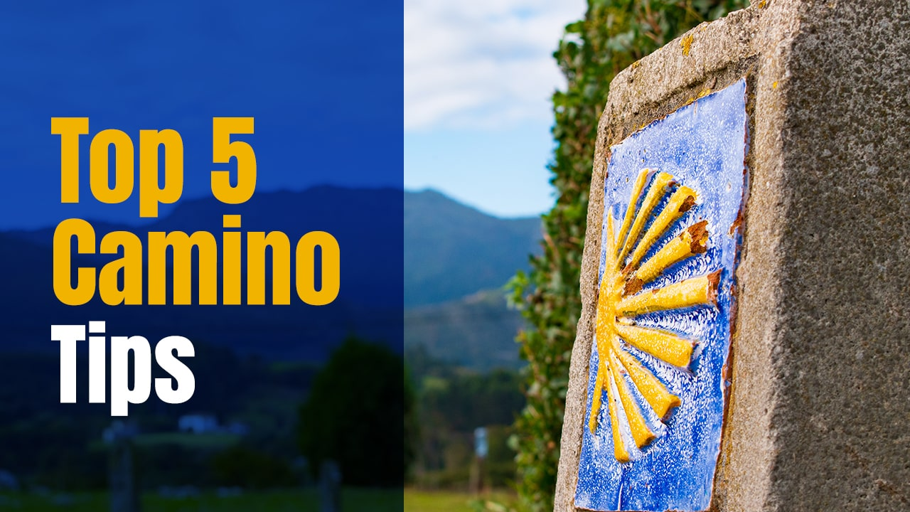 Top 5 Camino Tips with Sarah Dhooma