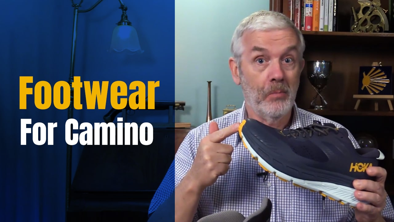 Camino de Santiago Footwear – Boots, Shoes, Trail Runners or Sandals?