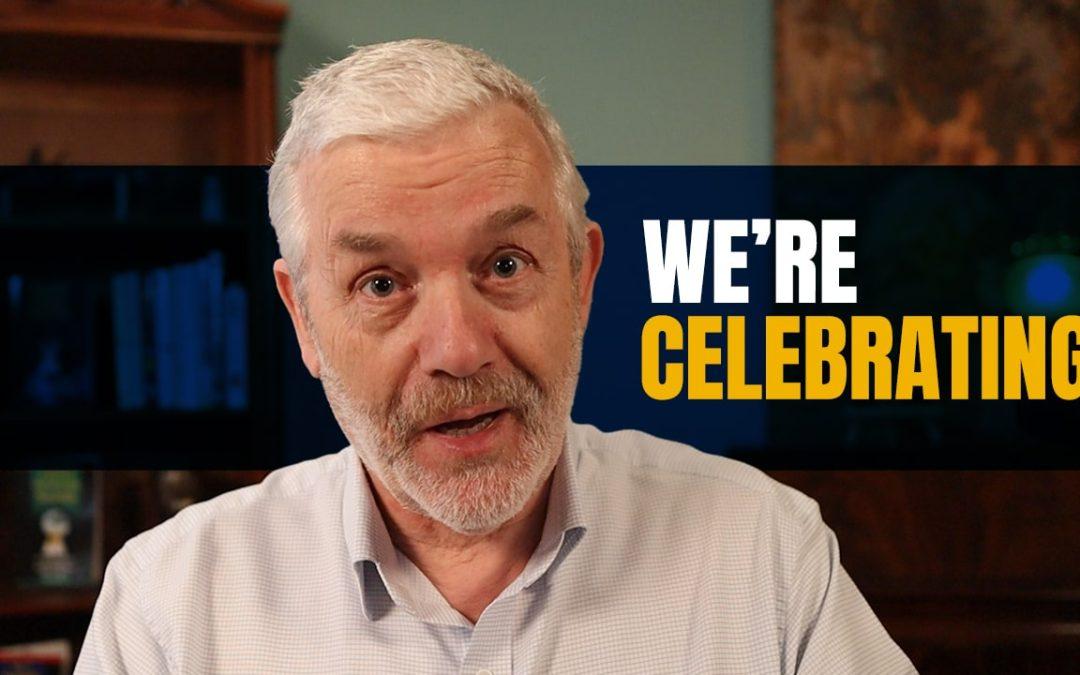 Rob's Camino YouTube Celebration! Thank You